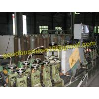 China gas steel pipe mill line wholesale