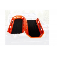 China Factory Direct Foldable Conversion Rescue PE Basket Stretcher For Helicopter on sale