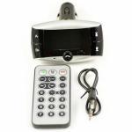 China Remote Controller Car Kit FM Transmitter Modulator Bluetooth Wireless MP3 Player wholesale