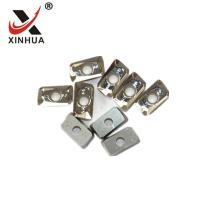 Quality APKT16 CNC Machine Milling Tools Carbide Inserts For Aluminium And Nonferrous for sale
