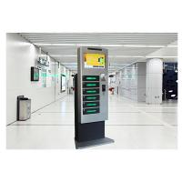 China Patent Design Cell Phone Charging Stations , Mobile Phone Charging Kiosk with Wifi wholesale