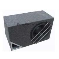 China 500W RMS Car Speaker Boombox Two Sides Carpet High-Temp Aluminum Voice Coil on sale