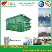 China Flue Gas Economiser For Boiler , Heat Economizer In Power Plant Anti Corrosion wholesale