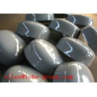 China TOBO STEEL Group CAP ASME B 16.11 FTHD 3000# FRGD ASTM A 182 GR. F304/304L TOBOGROUP wholesale