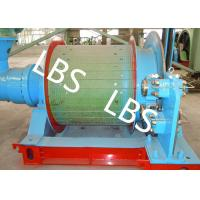 China High Performance Electric Winch Machine Wire Sling Type 720-960r/Min Speed wholesale