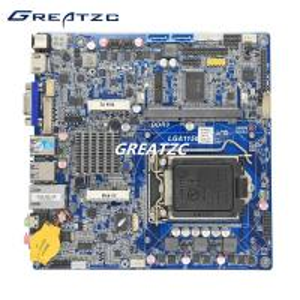 China MINI PC Intel H81 Chipset LGA1150 Motherboard 1*SO-DIMM DDR3L 16GB RAM wholesale