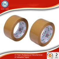 China Transparent Super Clear BOPP Packaging Tape Low Noise for Office / Workshop wholesale
