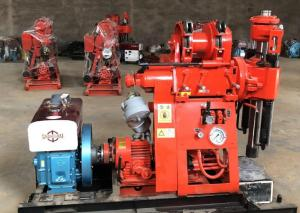 China 200 Meters ISO9001 Borehole Drilling Machine High Work Efficiency wholesale