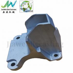 China High Pressure Aluminum Casting Car Parts , Alloy Die Cast Engine Mount Bracket on sale
