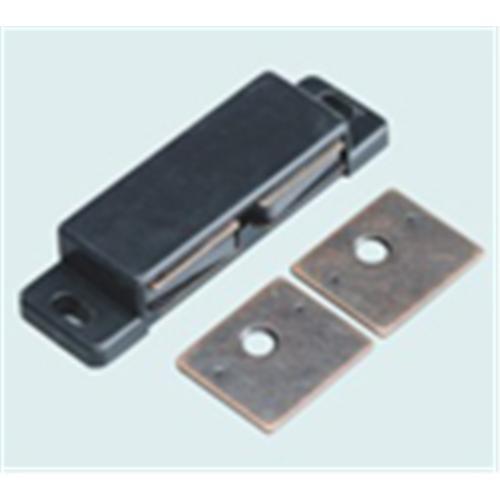 how to install magnetic door catch