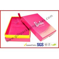 China Fancy Jewellery Packaging Boxes For Valentine Gift, Pink Rigid Paper Gift Packaging Boxes wholesale