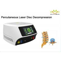 China 30watts Percutaneous Laser Disc Decompression Machine For Treatment Herniated Lumbar wholesale