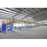 China 3-Ply,5-Ply,7-Ply Corrugated Cardboard Production Line With High Efficient wholesale
