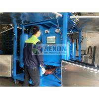 China Weather Proof Type Onsite Power Station Use Transformer Oil Purifier Machine 9000Liters/Hour on sale