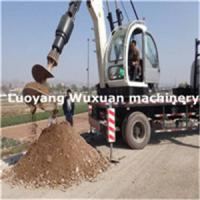 China Wuxuan Pile driving equipment wholesale