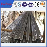 China Hot! Custom kitchen accessories decorative metal strip extruded aluminium profiles on sale