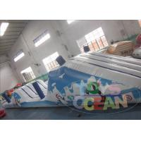China CE Huge Inflatable Water Game 10m L X 1.6m W X 1.5m H For Pool wholesale