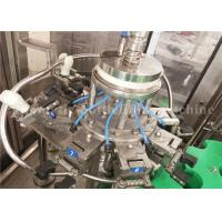 Buy cheap Automatic 330ML Glass Bottle Juice Filling Capping Production Machine For Small from wholesalers