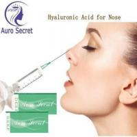 China Dermal Fillers Long Term Effects For Nose Cheeks on sale