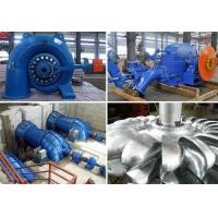 China 200kW Reliable Hydralic Power Generator, Water Turbine With Automatic Control Systems wholesale