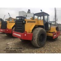 China Construction Machinery Second Hand Road Roller Dynapac CA30D CC211 CA251D wholesale