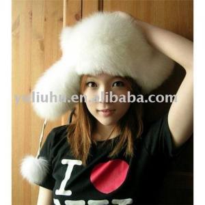 China Fox fur hat wholesale