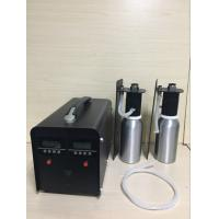 China 300*160*195mm Black Commercial Metal Connect To HVAC Aroma Diffuser For Large Area wholesale