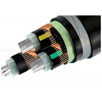 China High Voltage Armoured Electrical Cable Three-Core XLPE Insulation Copper Wire Shield STA Underground Al Cable wholesale