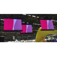 China Flexible Indoor Front Service LED Display P6mm SMD 3528 For Space / Transportation Saving wholesale
