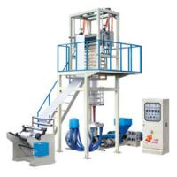 High Efficient Plastic Extrusion Machine for T Shirt Plastic Bag