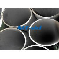 China DN90 ASTM A312 S31600 / S31603 EFW Stainless Steel Welded Pipe For Transportation wholesale