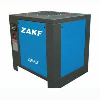 The  Powerful Zakf Series Blue 5.5hp 4kw Belt  Driving Compressor