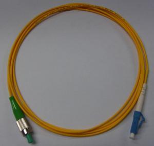 China High precision of ceramic ferrule, FC - LC Fiber Optic Patch Cord wholesale