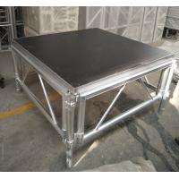 Buy cheap High technology portable aluminum stage platform for church , event , concert from wholesalers