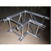 China Spigot Square Truss Coupler With Two Sides Corner , Corrosion Resistance wholesale