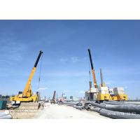 ZYC180 Hydraulic Pile Driving Machine For Precast Concrete Pile Foundation