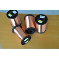 China Polyurethane Enameled Round Copper Wire 1UEW With High Electrical Conductivity wholesale