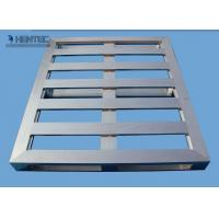 China Pallet Aluminum Extrusion Shapes Lightweight With Anodized Surface wholesale