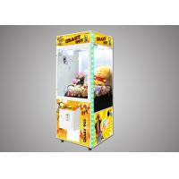 China Cute Design Shopping Mall Stuffed Animal Claw Machine For Sale Crane Shape wholesale
