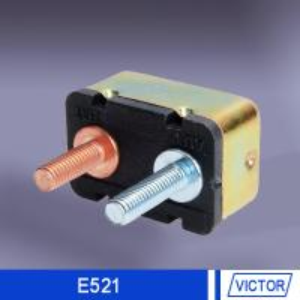 Mini 40 amp automotive circuit breaker  24V motor thermal protector