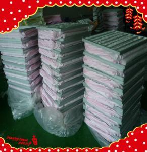 China F5 F6 F7 F8 HVAC medium efficiency synthetic fibre /glassfibre air filter bags wholesale