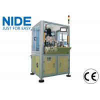 China NIDE BLDC motor stator automatic needle winding Machine for fan motor wholesale