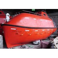 China 7.5 Meters Totally enclosed Marine Lifeboat 25 Persons for sale wholesale