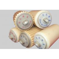 China Waterproof Cement Plant Nylon Rollers With Sealed Bearings LYC Diameter 108×190mm wholesale