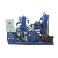 China Visco Booster units Heavy fuel oil booster and supply unit on sale