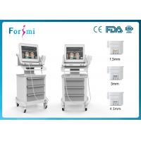China Best face tightening treatments hifu face lift machine ultherapy machine for sale wholesale
