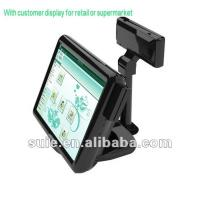 2 * 20 VFD Cash Register Touch Screen , Pos Touch Screen Monitor