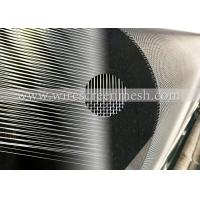 China Aisi 304 Stainless Steel Wire Screen Mesh High Strength Toughness Super Shock Resistance wholesale