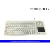 China Unfoldable IP68 Waterproof Silicone Keyboard with Mouse Touchpad and Full Keys wholesale