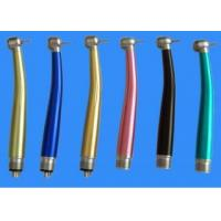 Wholesale ITS Dental Color High Speed Push Button Handpiece from china suppliers